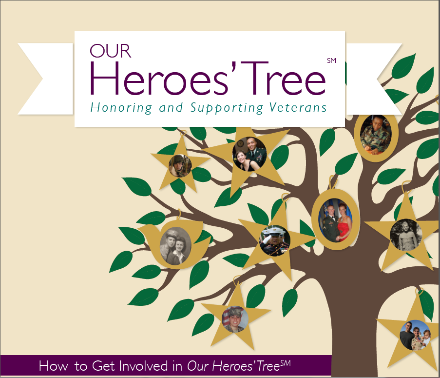 Our Heroes Tree