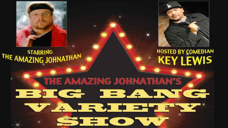 The Amazing Johnathan's Big Bang Variety Show