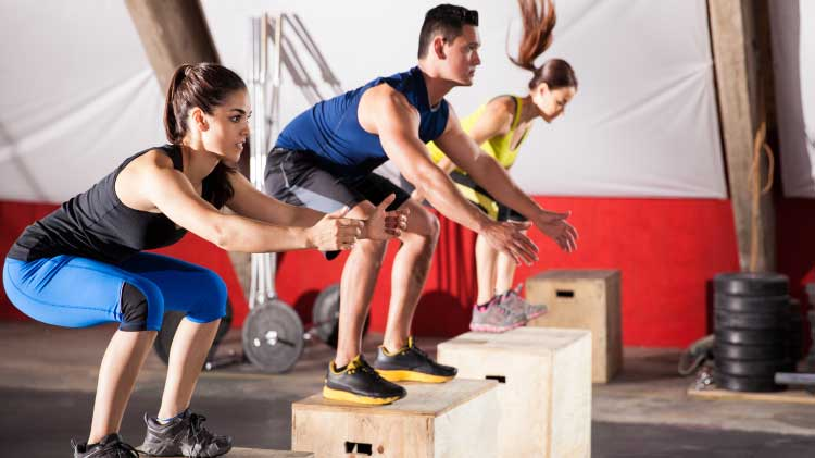 Partner CrossFit Competition