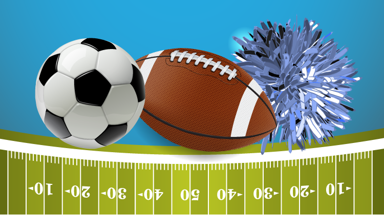 Tackle Football, Cheerleading and Fall Soccer Registration