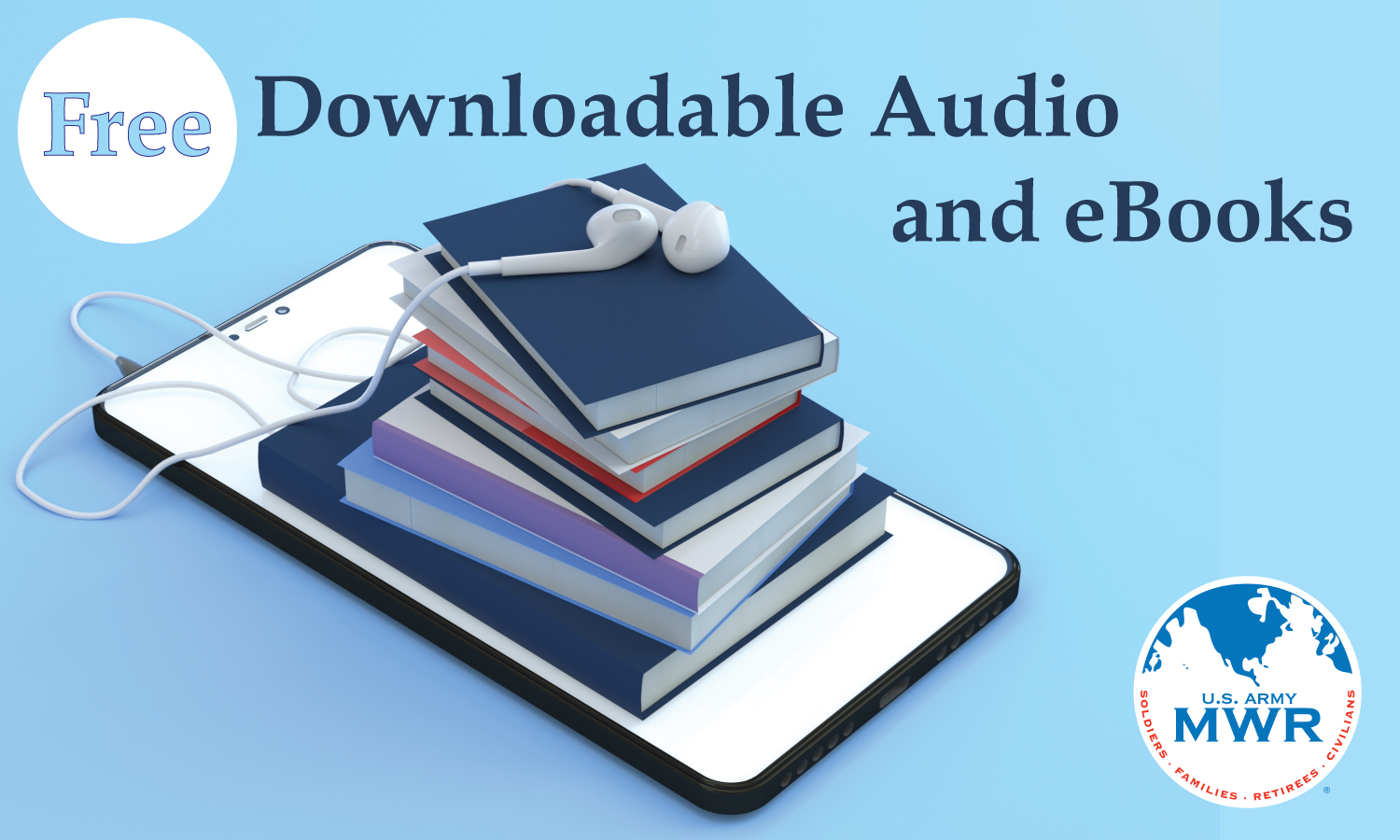 Free Downloadable Audio and eBooks